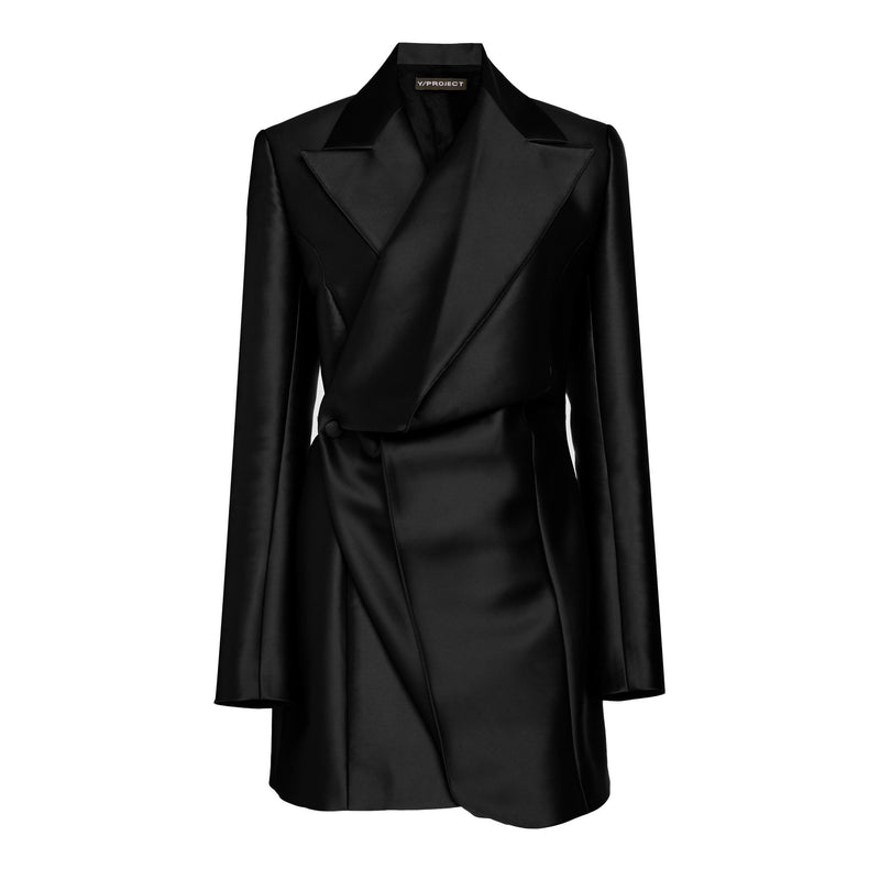 Y/Project Pop-Up Blazer Dress-Outerwears-Y/Project-DREEMS