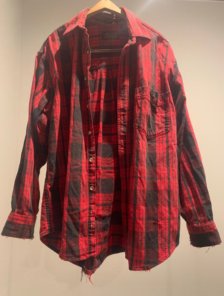 1990's Spinal Tap Flannel