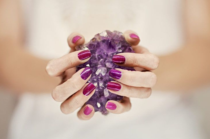 Amethysts Are One Of The Most Popular Healing Stones - Meaning And Powers Explained!