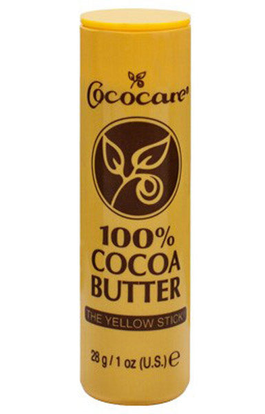 100% Cocoa Butter The Yellow Stick 1 oz, Cococare, Stretch Marks