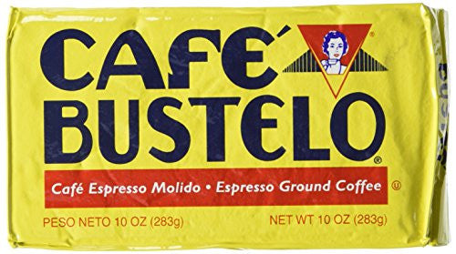 Cafe Bustelo Brick Pack 10 oz Ground Coffee
