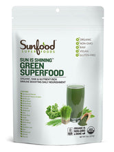 Superfood Sunfood Sun Is Shining 8 oz Organic Raw