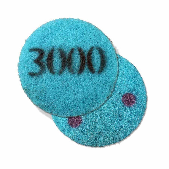 3000 Grit Poly Pad - 6.5