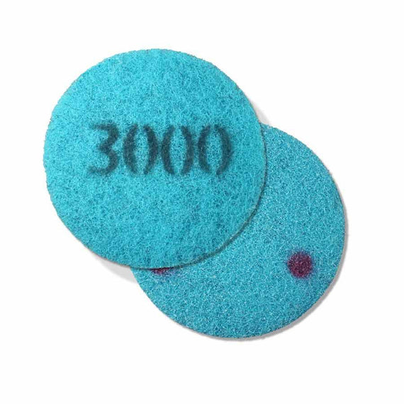 3000 Grit Poly Pad - 8