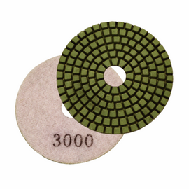 "3000 Grit High Speed Resin Diamond 3"" - Onfloor"
