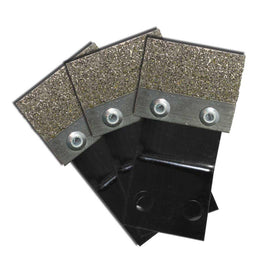 "25 Grit Diamabrush Spring 6.5"" Replacement Blades (18 per Box) - Onfloor"
