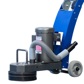 "OF9S-L | 9"" Single Disc Concrete Floor Grinder & Polisher 