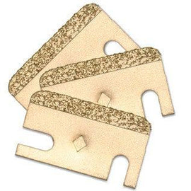 "50 Grit Diamabrush Wood 6.5"" & 8"" Replacement Blades (9 Pack) - Onfloor"