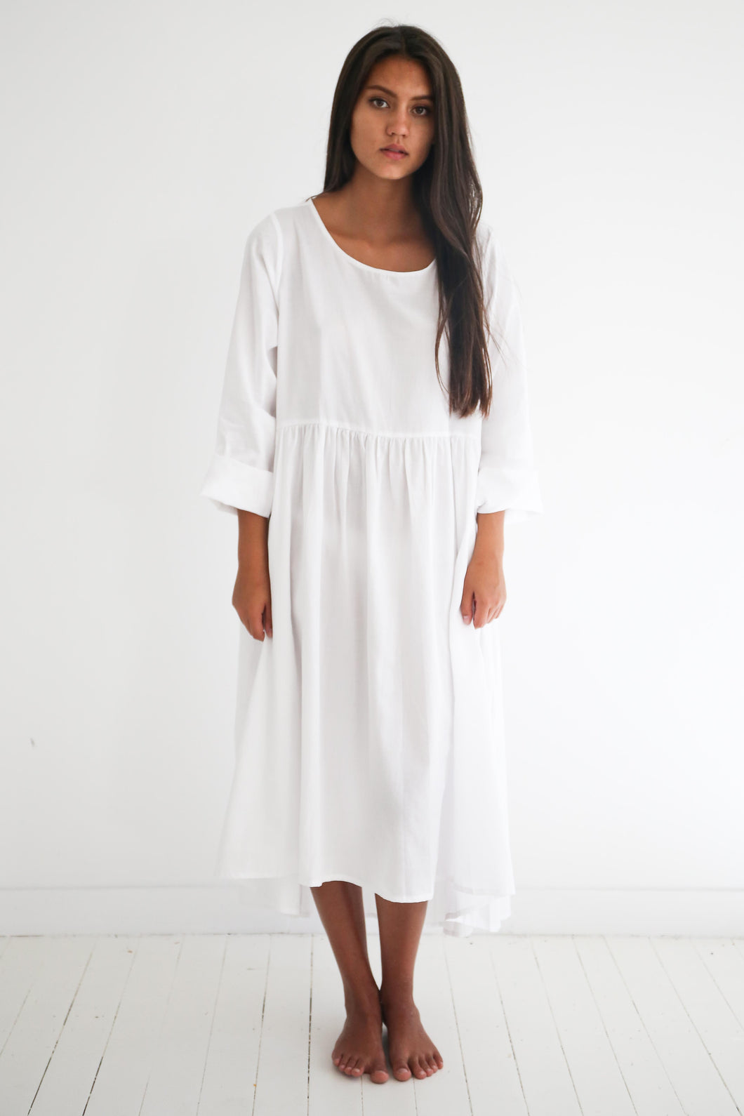 mamapapa - chloé long dress