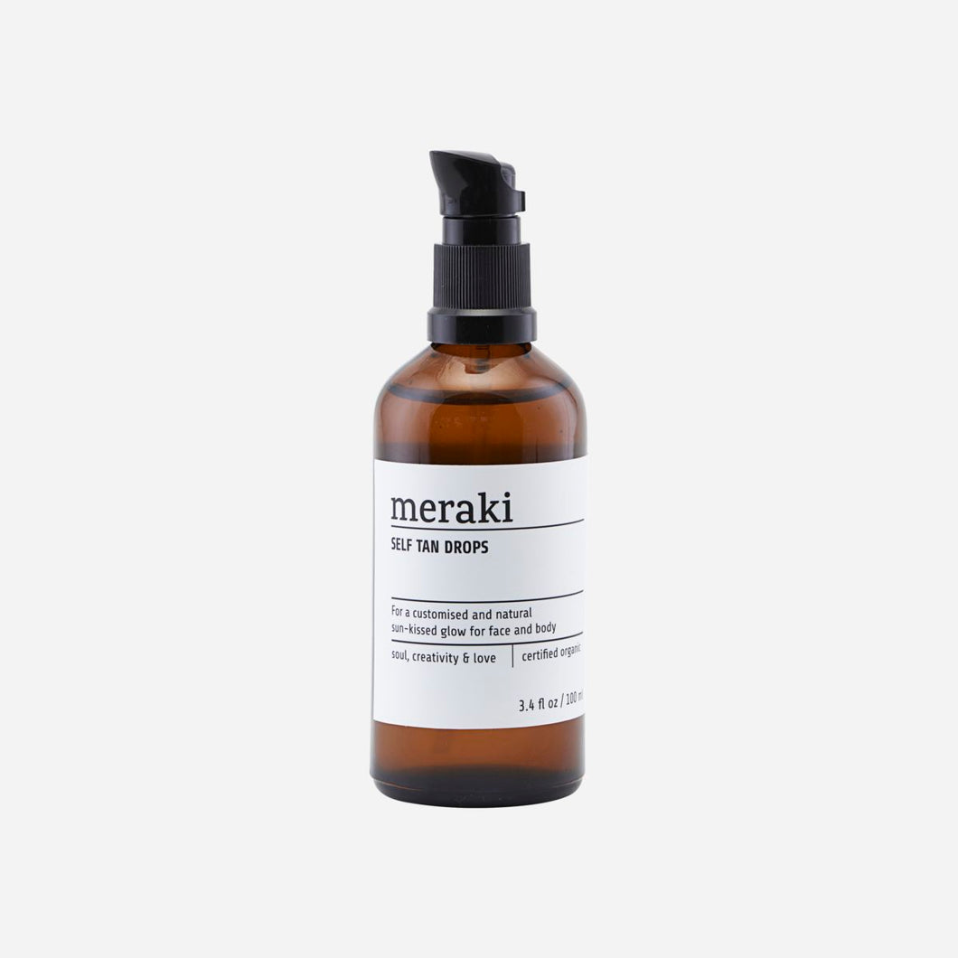 meraki - Self tan drap