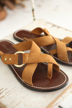 Soeur - Jouvance natural suede sandals