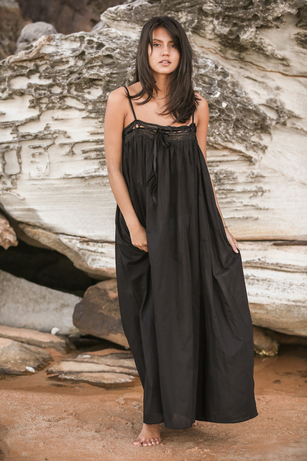 mamapapa - ally long dress
