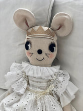 cloth and thread handmade dolls