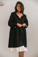 Little creative factory  - Woolen hooded coat