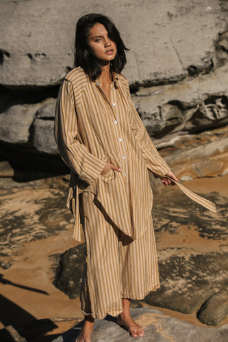 Mes Demoiselles - Kerouak stripes pants
