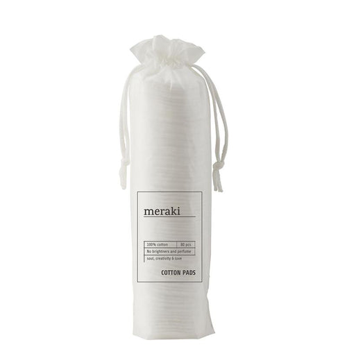 Meraki - Cotton pads
