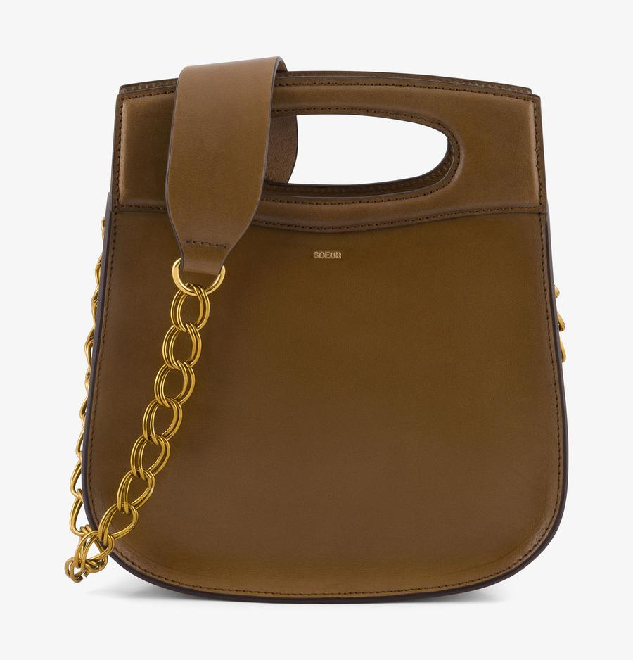 Soeur - Bronze Leather bag