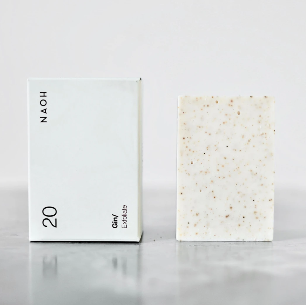 Naoh - Bar soap Gin