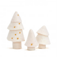 set of 3 Christmas tree