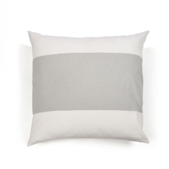 Libeco - Boho stripe pillow case