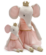 nana huchy - queenie and minnie the elephants