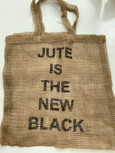 Jute is the new black