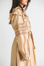 Hina beige dress