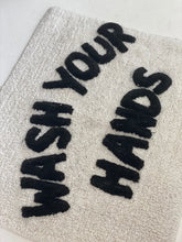 wash your hands bathmat