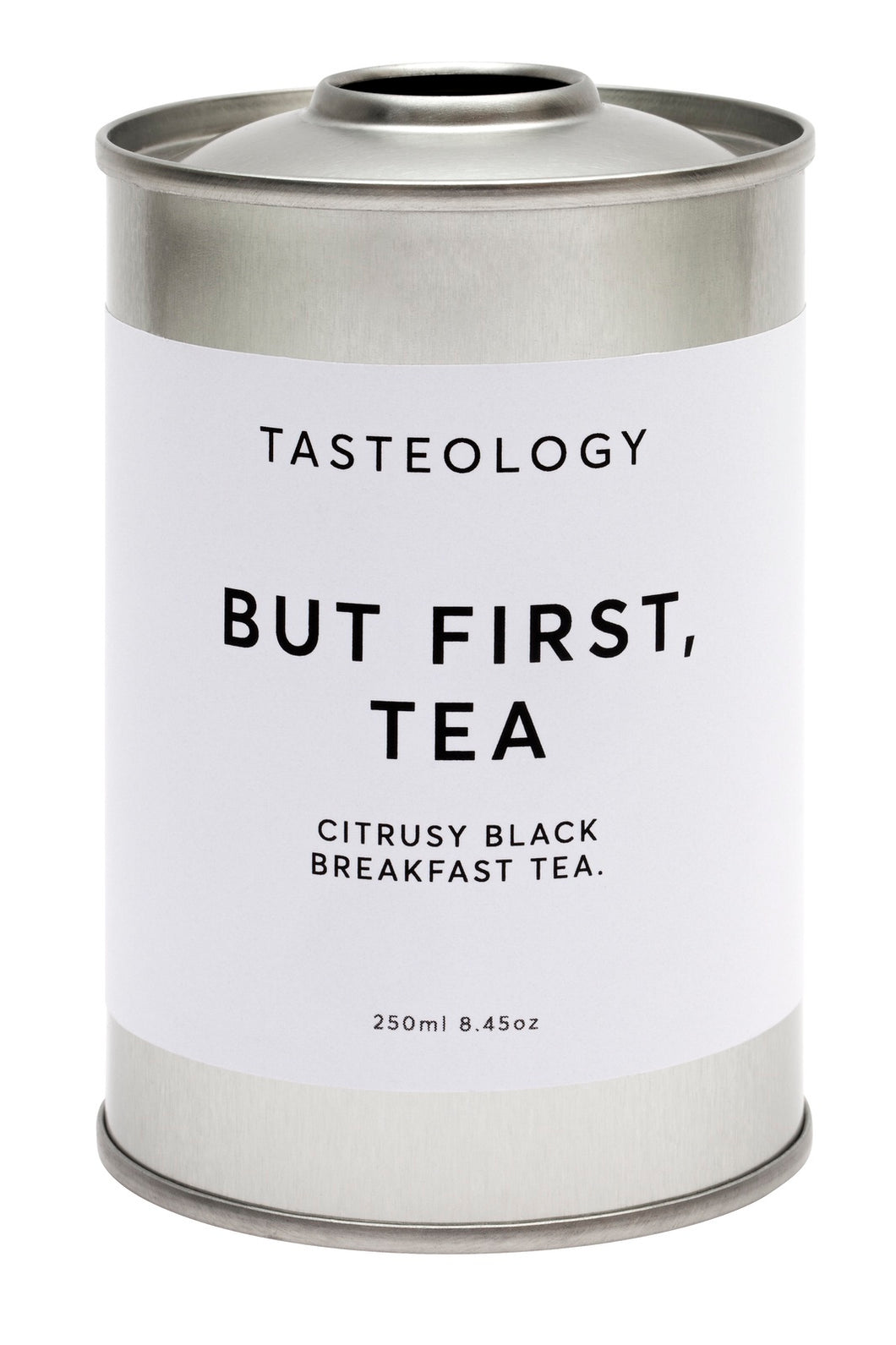 Tasteology - But first tea