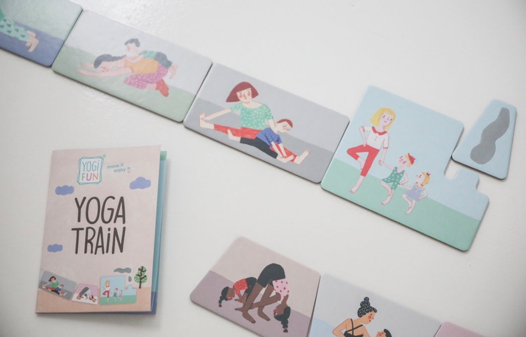 yoga train game