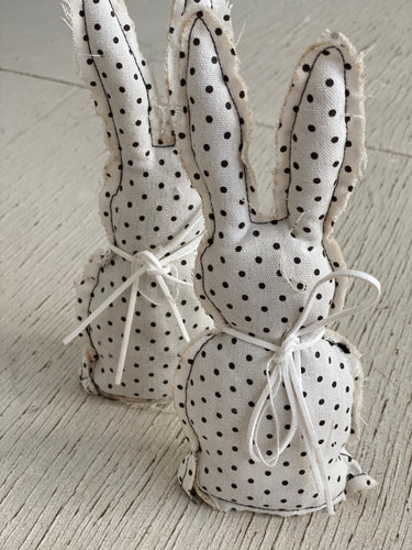 Polka dot rabbit