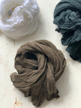 Atelier français de confection - Cotton gauze scarf