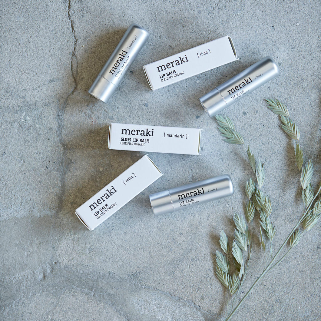 meraki - Lip balm Mint