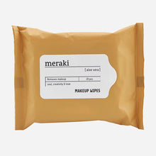 Meraki - Make up wipes