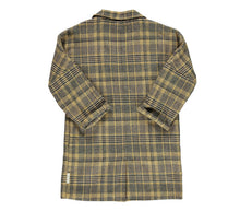 Piupiuchick - Tweed overcoat