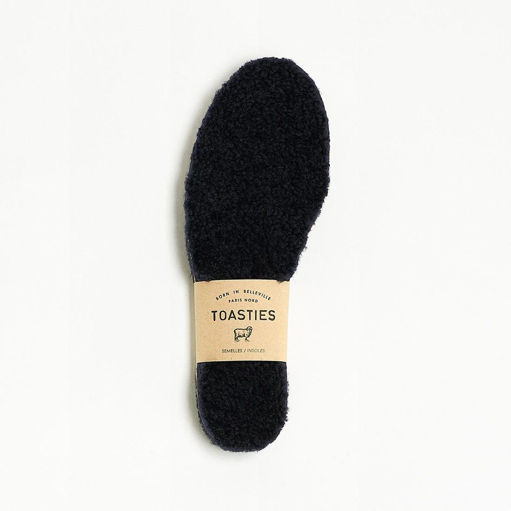 Toasties - Black insoles
