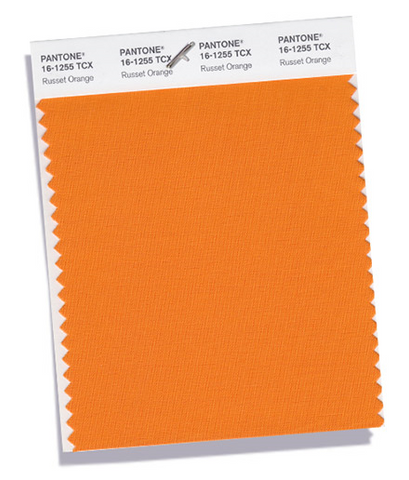 Ruset Orange