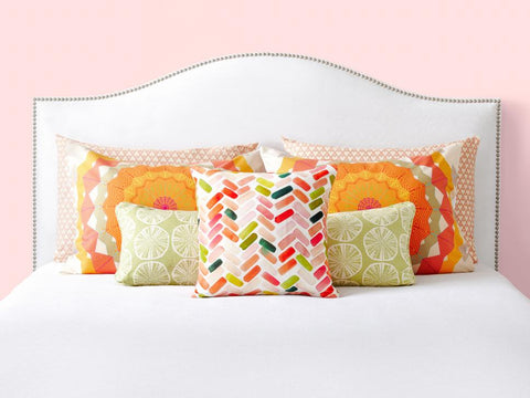 cushions-on-bed