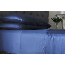 Organic Cotton Sateen Flat Sheets