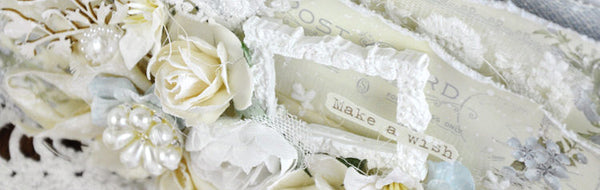 Shabby Chic & Pion Papers - Perfect Match
