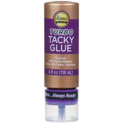 Aleene's Glue - Turbo Tacky 4 fl oz / 118ml