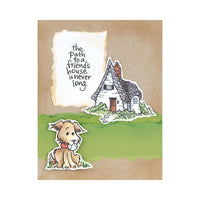 Stampendous Stamp Set - Puppy Playmates