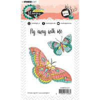 Studio Light Stamp Set - Fly Away With Me