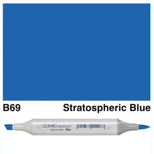 Copic Sketch Markers - Blue