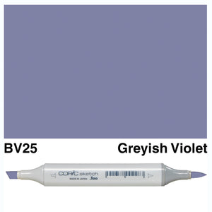 Copic Sketch Markers - Blue Violet