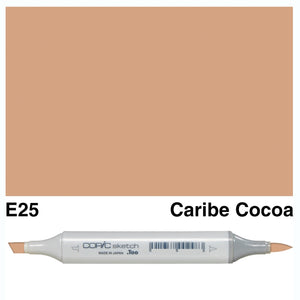 Copic Sketch Markers - Earth