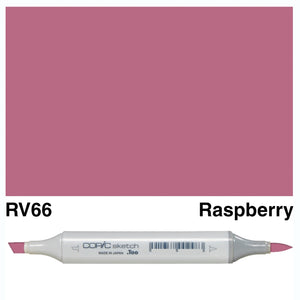 Copic Sketch Markers - Red Violet