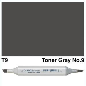 Copic Sketch Markers - Toner Gray