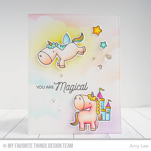 My Favorite Things Stamp set - Magical Unicorns
