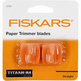 Fiskars Replacement Blades - Trimmer High Profile Triple Track Titanium